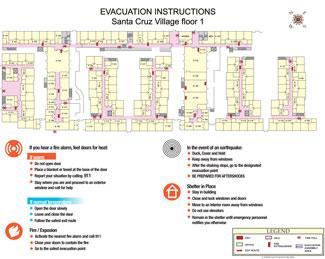 osha emergency evacuation plan template. Black Bedroom Furniture Sets. Home Design Ideas